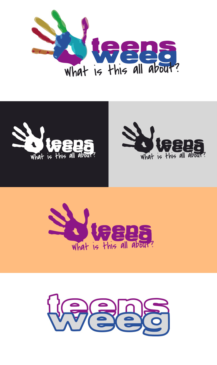 teens-weeg-logodesign